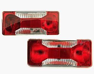 luce posteriore pellicola decorativa Pellicola per fanale posteriore per bordo posteriore illuminazione auto decorazione Carstyling accessori D103