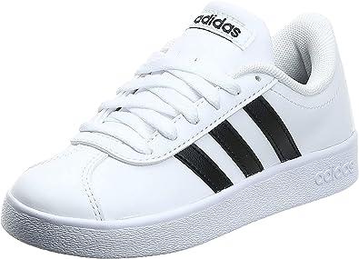 adidas VL Court 2.0 K, Chaussures de Fitness Femme