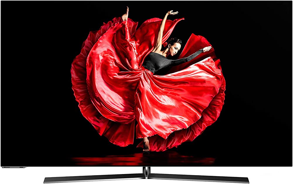 Hisense tv oled ultra hd 4k, dolby vision hdr, wide colr gamut, dolby atmos, , smart tv 55 pollici H55O8BE