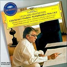 Bernstein: Chichester Psalms / Symphonies Nos.1 & 2