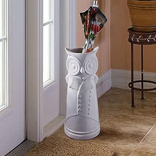 Best white owl umbrella holder Reviews