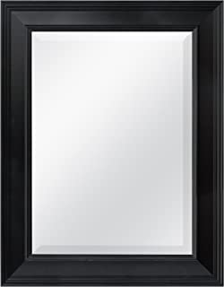 MCS Wall Mirror, Black