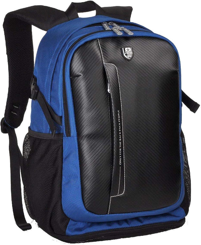 Hulday Handtaschen Geschftsmodelle Und Weise Beilufige Schulterbeutel Computerbeutel Herren Tglich Shopping Einfacher Stil Handtasche Taschen (Farbe   Blau, Größe   One Größe)