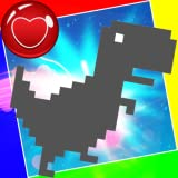 Dino T-Rex Super - Chrome Game