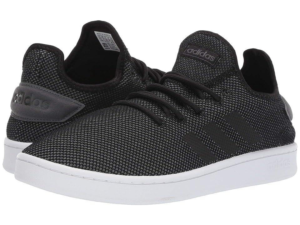 adidas Court Adapt (Core Black/Core Black/Grey Six) Men