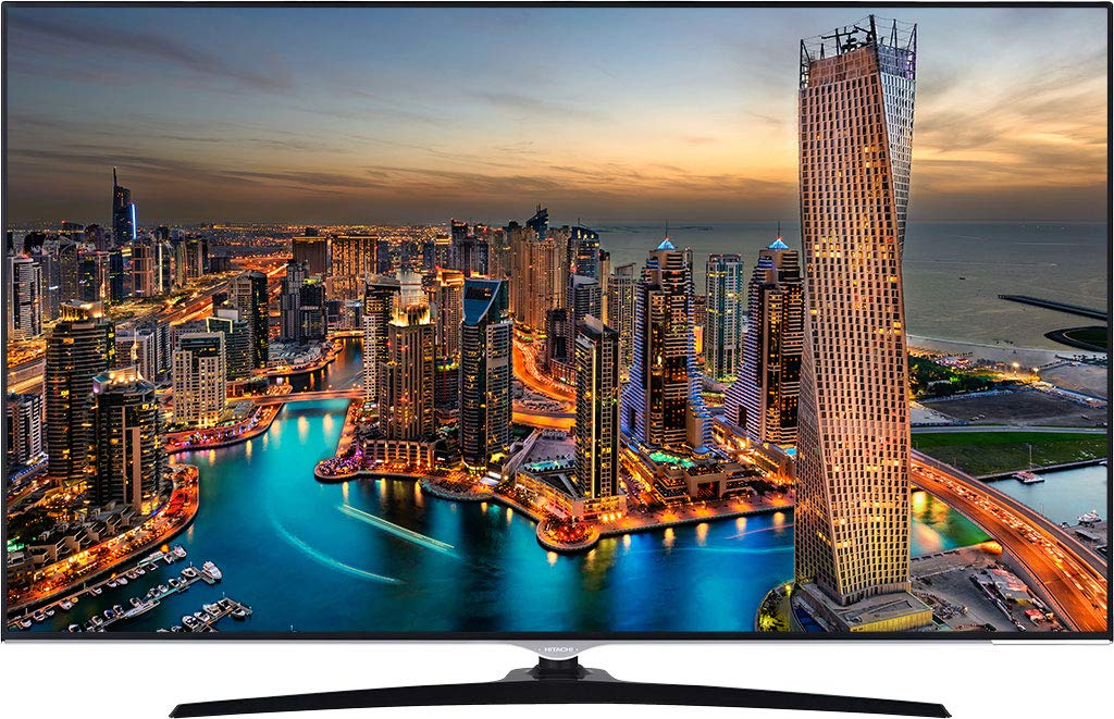 Televisor Hitachi 49hk6500 49 (123 CM) 3840 x 2160 P 4 K/Ultra HD/Smart TV/ Netflix/Youtube/Alexa/3 HDMI/Fransat/2 USB/WiFi/Bluetooth: Amazon.es: Electrónica