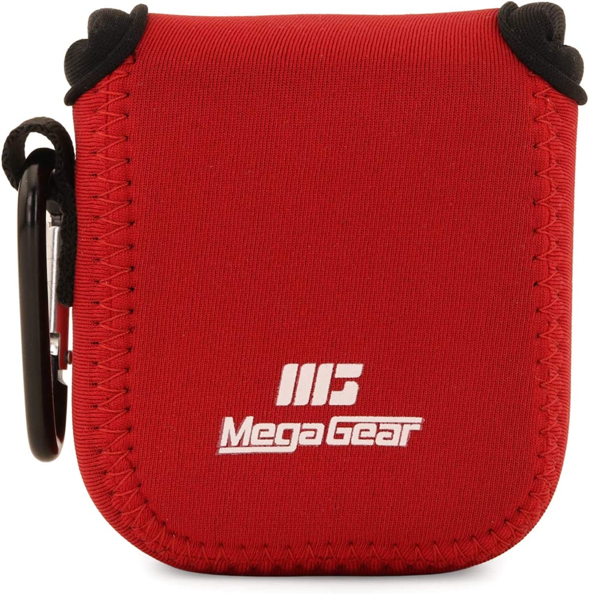 MegaGear MG1875 Ultra Light Neoprene Camera Case Compatible with GoPro Max - Red : Electronics