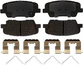 ACDelco 14D1916CH Advantage Disc Brake Pad Set