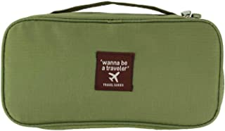 Portable Protect Bra Underwear Lingerie Case Waterproof Travel Organizer Bag