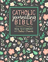 Catholic Journaling Bible: New Testament with Psalms & Proverbs (CPDV)