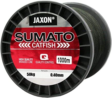 50kg 0,45mm Black Cat S-Line 8x geflochten 400m