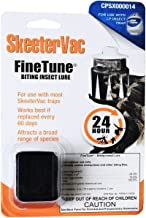 Blue Rhino SkeeterVac Fine Tune Biting Insect Lure Replacement, Use as bait for SketterVac Mosquito Killer