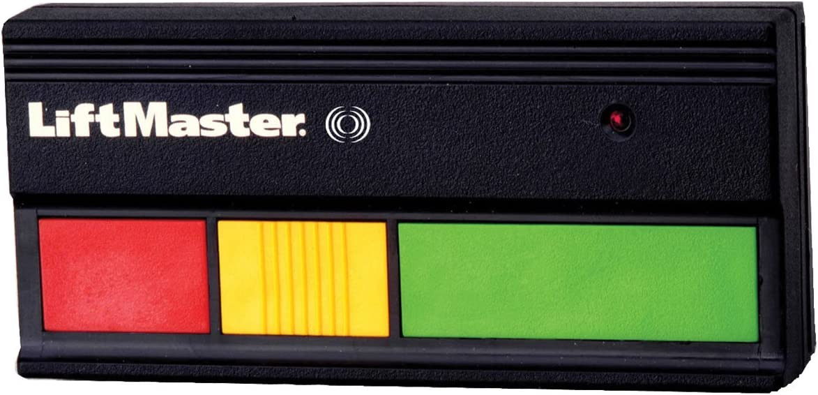Columbus Mall LiftMaster Garage Door Openers Award-winning store 333LM Button 315MHz Three Remote