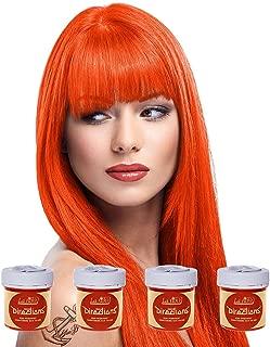 La Riche Directions Colour Hair Dye 4 Pack 88ml (Mandarin)