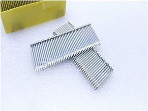 Draadnagels 400pcs ST32 T afwerkingstacker Concrete spijkers staal Nagels Staple for handmatige schiethamer nietjes Sluiti...