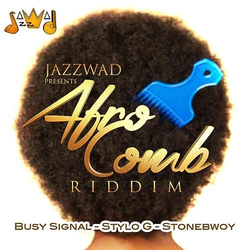 Afro Comb Riddim Instrumental by Jazzwad on Amazon Music - Amazon com