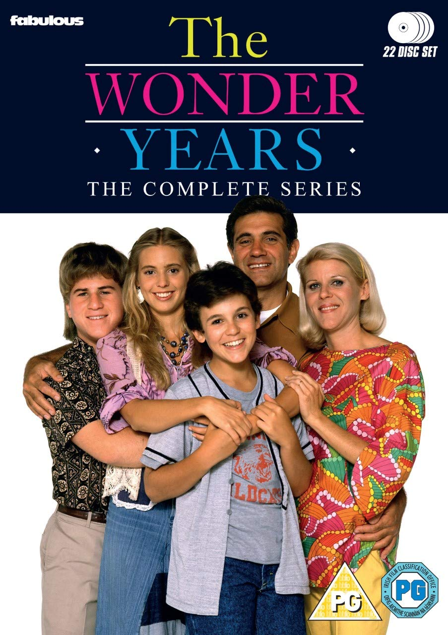 The Wonder Years Complete [DVD]