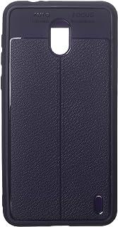Auto Focus 360 Cover For Nokia 2 - Navy