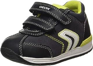 Geox B Rishon Boy B, Chaussures Premiers Pas Bébé garçon