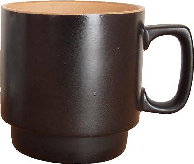 ダイカイ スマーク マグカップ ブラック・51262 11.3×8.5×8.9cm
