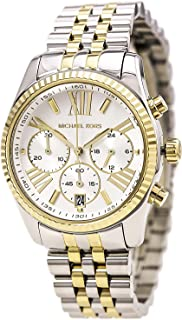 Michael Kors Women's Quartz Watch, Chronograph Display and Stainless Steel Strap MK5955