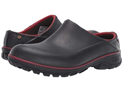 Bogs Sauvie Clog (Black) Men
