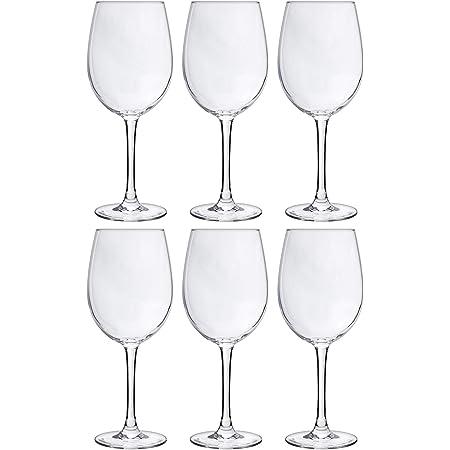 Cosy & Trendy 1350 Cosy Moments Lot de 6 verres à vin,36 Cl