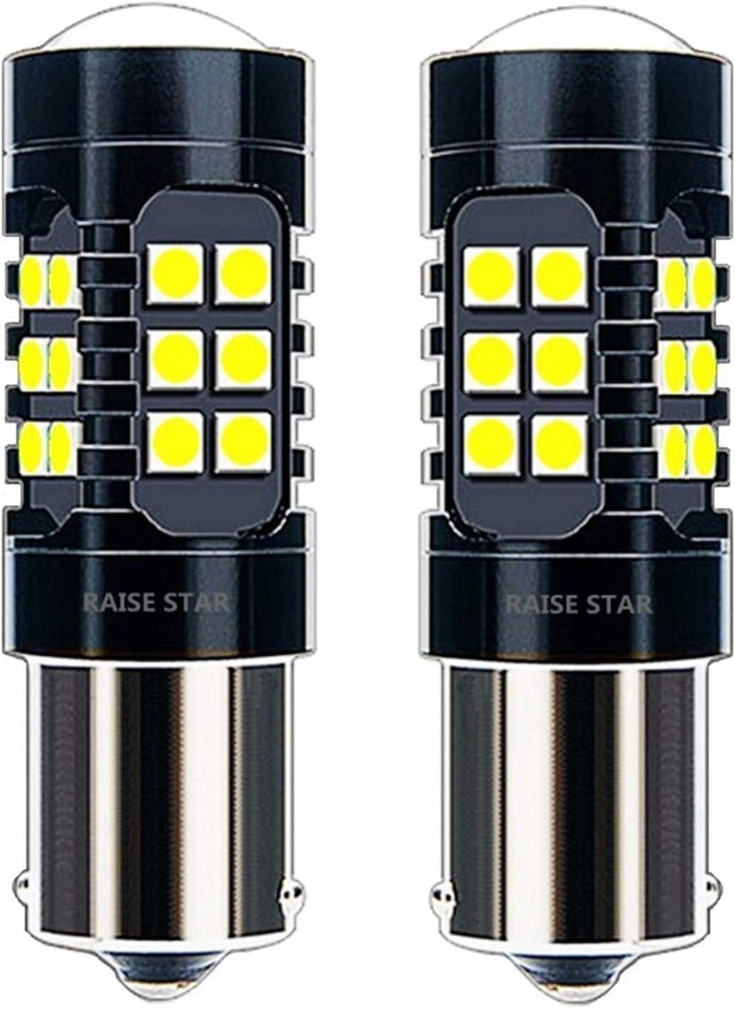 ShawnBlue Light 2pcs 1156 BA15S Super 1200Lm 3030 Undimmed Special Campaign P21W Cheap