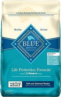 Blue Buffalo Life Protection Formula Large Breed Dog Food – Natural Dry Dog Food for Adult Dogs
