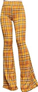 Best light plaid pants Reviews