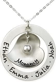 Best grandma name necklace Reviews