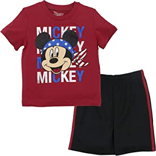 a48230bb75e6 Amazon.com: Mickey Mouse - Clothing / Boys: Clothing, Shoes & Jewelry