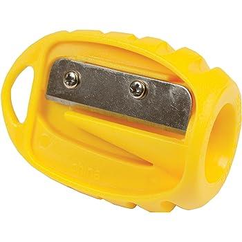 IRWIN Strait-Line STL233250 Carpenter/'s Pencil Sharpener