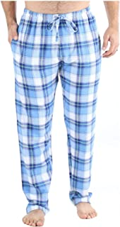 Frankie & Johnny Men's 100% Cotton Flannel Pants