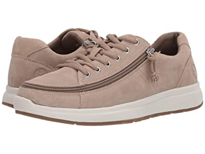 BILLY Footwear Comfort Suede Lo (Tan) Men