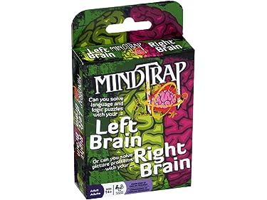 Outset Media Mindtrap Left Brain Rght Brain