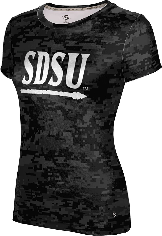 ProSphere San Diego State University Girls' Performance T-Shirt (Digi Camo)