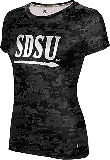 San Diego State University Women's Performance T-Shirt (Digi Camo)