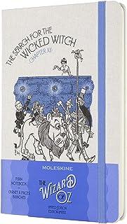 モレスキン ノート オズの魔法使い 限定版 ノートブック WICKED WITCH ハードカバー ラージサイズ 無地 LEWOZQP062WW