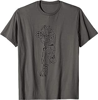 Karate T-Shirt Tiger I Shotokan Fighter