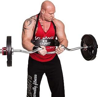 Islero Haltérophilie Bras Blaster Biceps Isolateur Gym Support Sangles Fitness