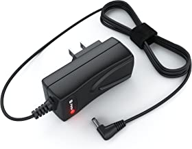Pwr+ Zoom H4N R24 R16 Power Supply Adapter: [UL Listed] Extra Long 6.5 Ft Cord Handy Portable Video Multi-Track Recorder Q3 Q3HD AD-14 AD-14D AD-14A/D