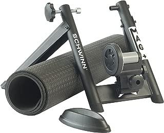 Schwinn Mag Resistance Bicycle Trainer Kit, Black