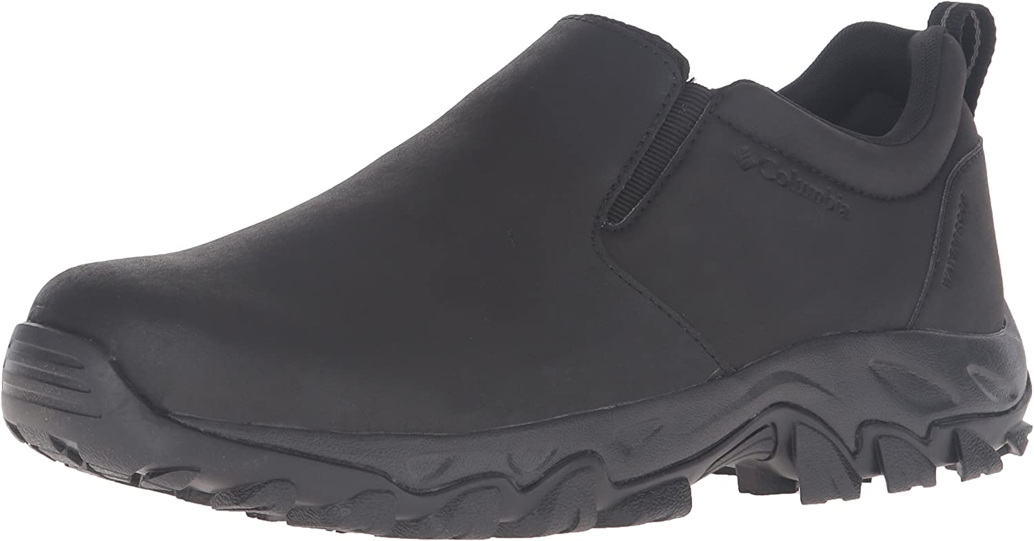 Columbia Men's Newton Ridge Plus Moc Waterproof Uniform Uniform Uniform Dress schuhe, schwarz, Charcoal, 7 D US B0184ZXD7O  Günstiger b06f50