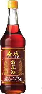 Chee Seng 100% Pure Black Sesame Oil, 650ml