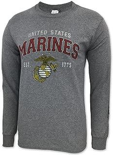 Marine Globe Est. 1775 Long Sleeve T-Shirt