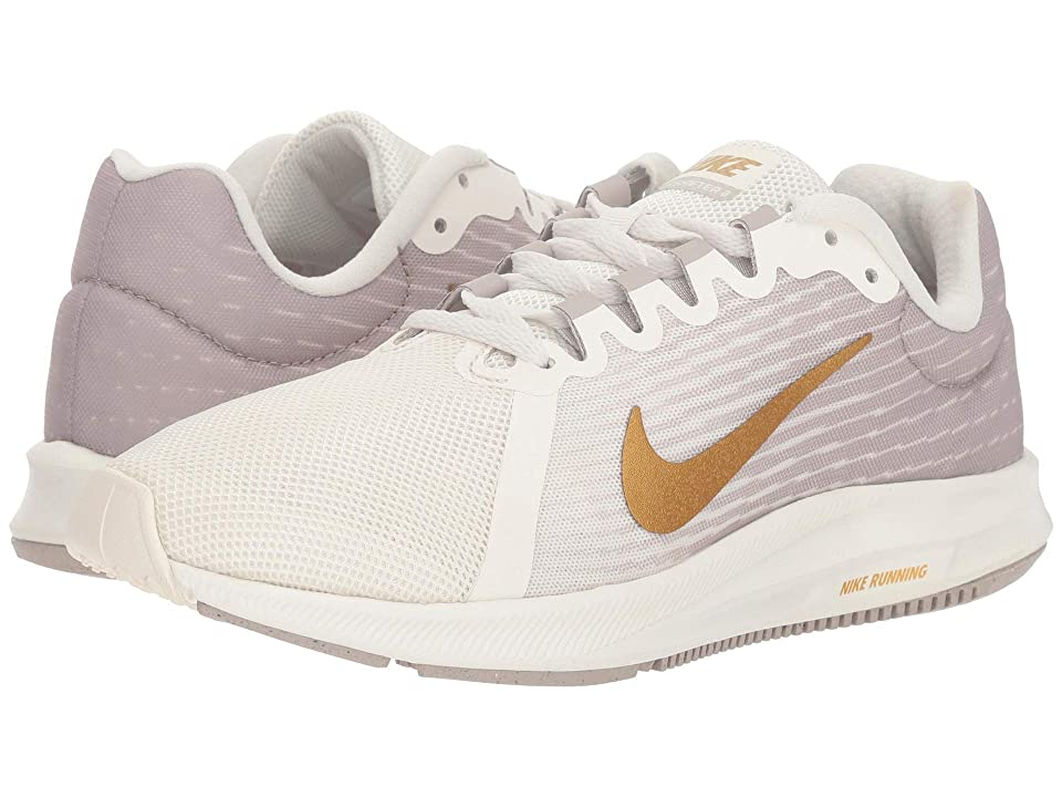 Nike Downshifter 8 (Phantom/Metallic Gold/Moon Particle) Women