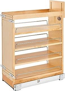 Rev-A-Shelf 9 in Base Cabinet Organizer Soft-Close, 9