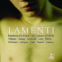 Lamenti .Esp.Ltda.+ Libreto) -Gens-