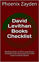 David Levithan Books Checklist: Reading Order of Every day Series, Disaster Zone Series and List of All David Levithan Books